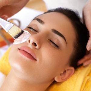 Facial all natural skin-care-services
